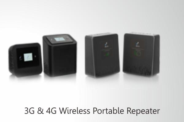 3G & 4G Wireless Portable Repeater